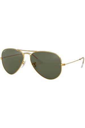 Ray-Ban Sonnenbrille rb3025 Aviator gold