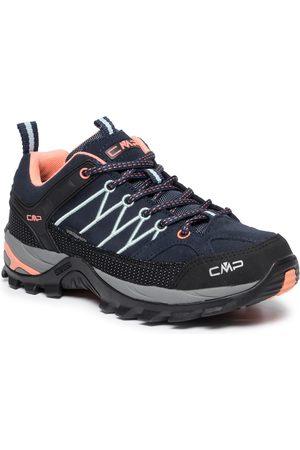 CMP Rigel Low Wmn Trekking Shoes Wp 3Q13246 B.Blue/Giada/Peach 92AD
