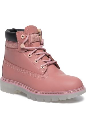 Caterpillar Damen Stiefel - Trapperschuhe - Lyric P310981 Ash Rose