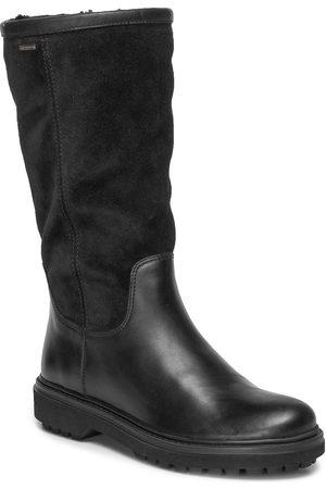 Geox Stiefel - D Asheely Np Abx D D94AYD 0FF22 C9999 Black