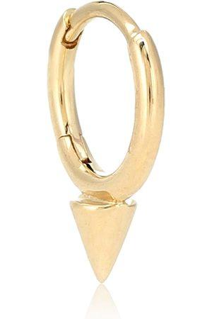 Maria Tash Einzelner Ohrring Spike Clicker aus 14kt Gelbgold