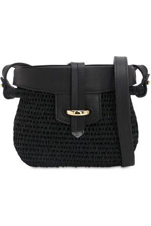 KHOKHO Jabu Mini Woven Basket Bag