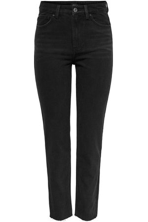 Only Onlemily Hw Straight Fit Jeans Damen