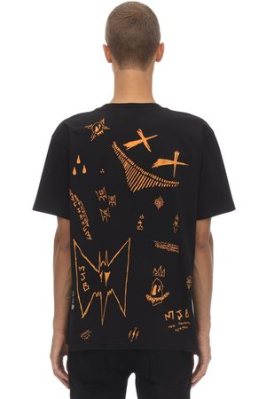 MJB - MARC JACQUES BURTON World Festival Cotton Jersey T Shirt