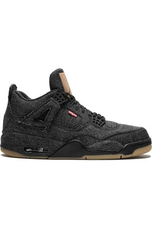 Jordan Nike x Levi's 'Air 4 Retro' Sneakers