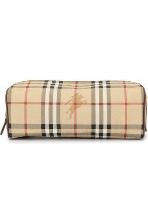 Burberry Pre-Owned Handtasche mit Karomuster