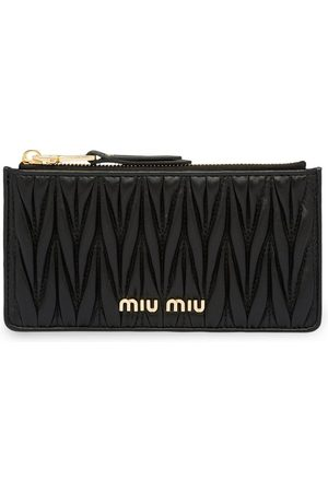 Miu Miu Damen Geldbörsen & Etuis - Matelassé-Clutch