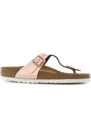 Birkenstock Sandalen mit Schnallen