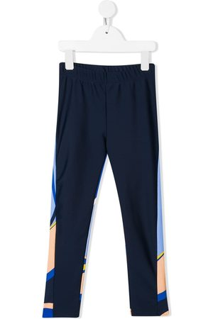 Emilio Pucci Jogginghose in Colour-Block-Optik