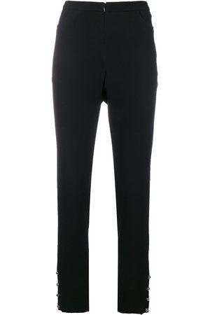 CHANEL Damen Hosen & Jeans - Hoch sitzende Hose