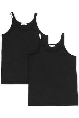Dolce & Gabbana 2er Pack Trägershirts