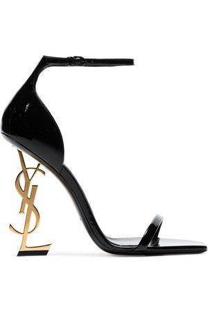 Saint Laurent Opyum 110mm YSL heel sandals