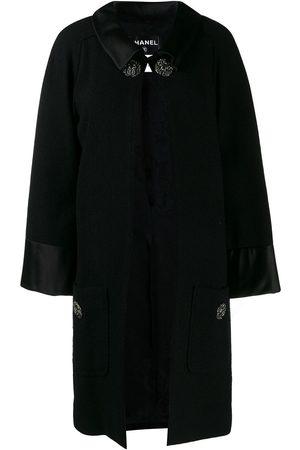 CHANEL Damen Mäntel - Geknöpfter Mantel
