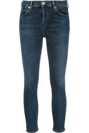 Citizens of Humanity Cropped-Skinny-Jeans