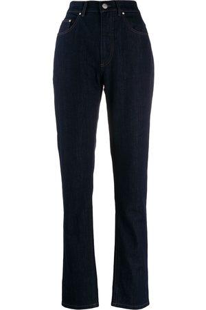 KATHARINE HAMNETT LONDON Jeans mit hohem Bund