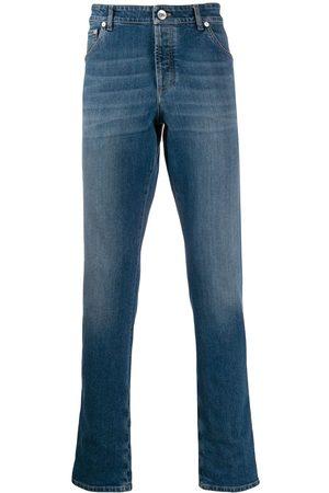 Brunello Cucinelli Ausgeblichene Skinny-Jeans