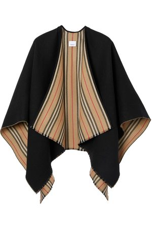 Burberry Gestreiftes Cape