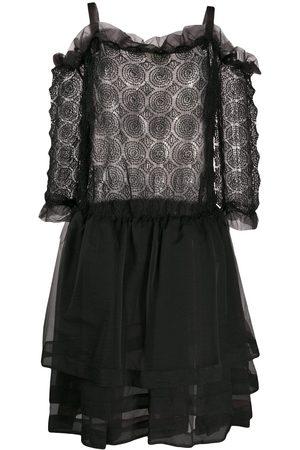 Romeo Gigli Pre-Owned 1990er Kleid