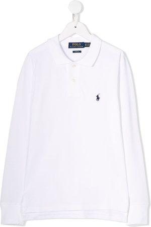 Ralph Lauren Poloshirt mit Logo