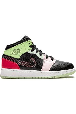 Jordan Kids Air Jordan 1 Mid SE' Sneakers