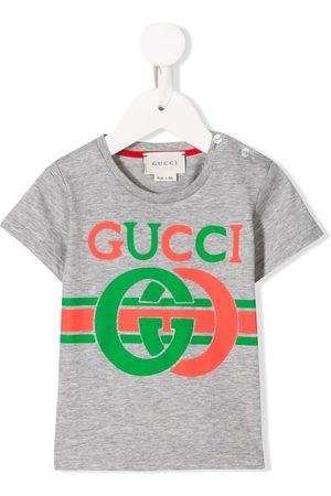 Gucci T-Shirt mit GG-Logo