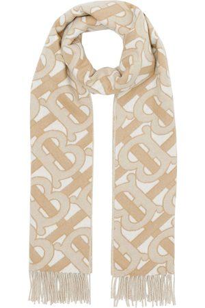 Burberry Schals - Schal mit Monogramm