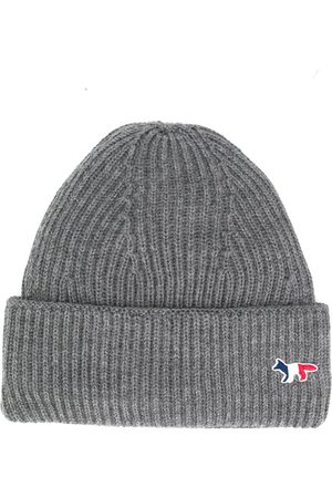 Maison Kitsuné Hüte - Gestrickte Mütze