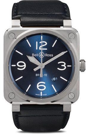 Bell & Ross Herren Uhren - BR 03-92 Blue Steel, 42mm