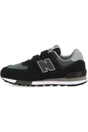 """New Balance Riemensneakers Aus Mesh Und Wildleder """"574"""""""