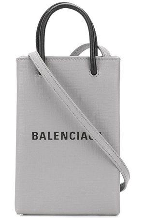 Balenciaga Umhängetasche mit Logo-Print
