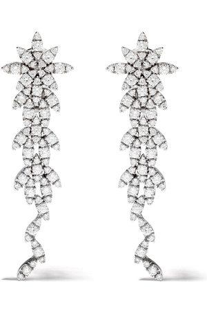 Pasquale Bruni 18kt 'Ghirlanda' Weißgoldohrringe mit Diamanten
