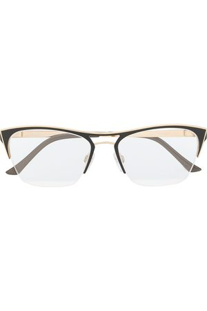 Cazal Brillengestell im Cat-Eye-Design