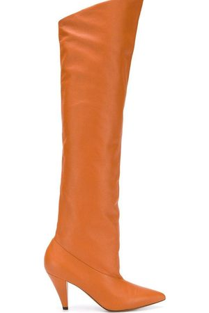 Givenchy Overknee-Stiefel