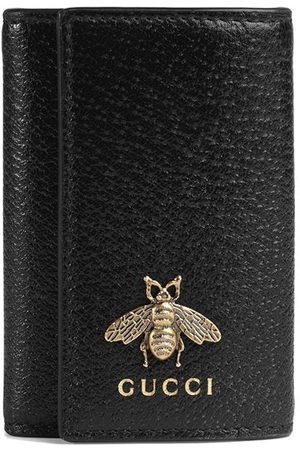 Gucci Schlüsselanhänger mit Bienendetail