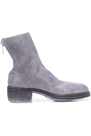 GUIDI Damen Stiefeletten - Stiefel mit Reißverschluss