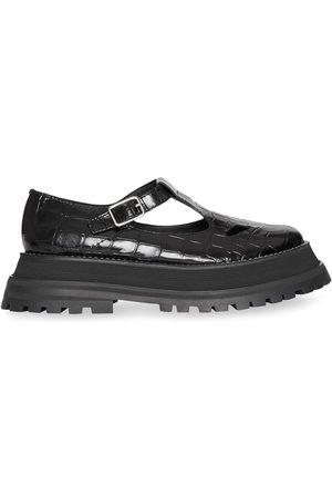 Burberry Schuhe aus Lackleder