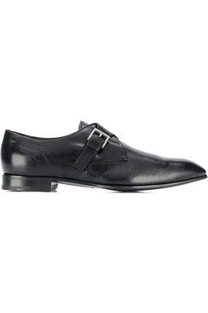 Prada Monk-Schuhe im Distressed-Look