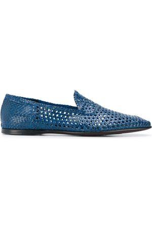 Dolce & Gabbana Loafer mit Webmuster