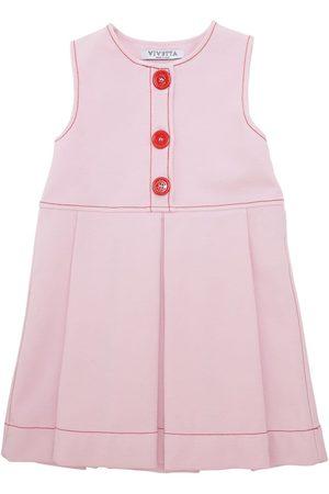VIVETTA Ärmelloses Kleid Aus Milanojersey