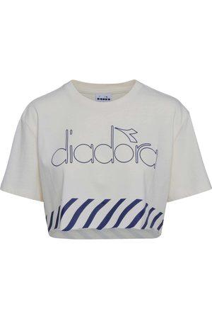 Diadora L. BARRA white S