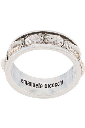 EMANUELE BICOCCHI Croc' Ring