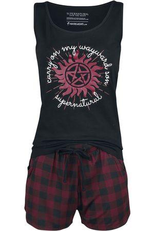 Supernatural Carry On Schlafanzug /