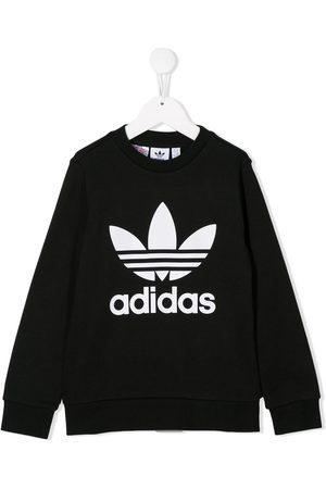 adidas Sweatshirt mit Logo