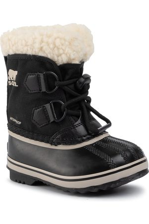 sorel Schneeschuhe - Childrens Yoot Pac Nylon NC1962 Black 010