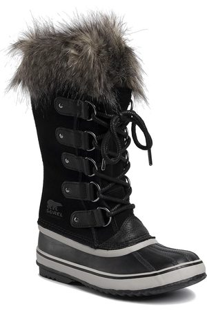 sorel Schneeschuhe - Joan Of Arctic NL3481 Black/Quarry