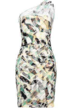 Roberto Cavalli Damen Asymmetrische Kleider - KLEIDER - Kurze Kleider