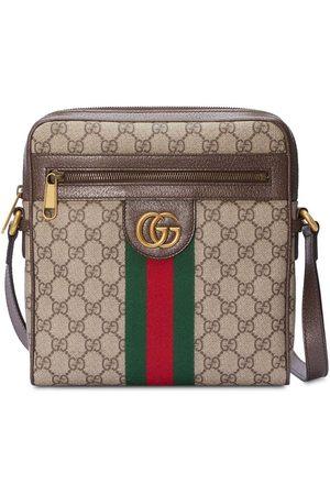 Gucci Kleine 'Ophidia GG' Kuriertasche