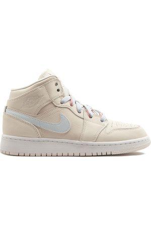 Jordan Kids TEEN 'Air Jordan 1 Mid GG' Sneakers