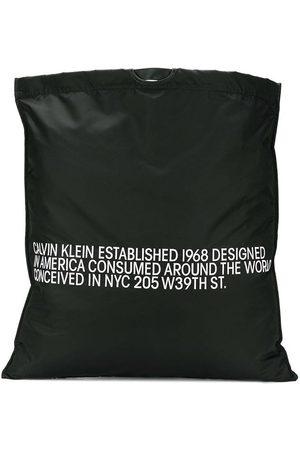 Calvin Klein Herren Handtaschen - Handtasche mit Slogan-Print