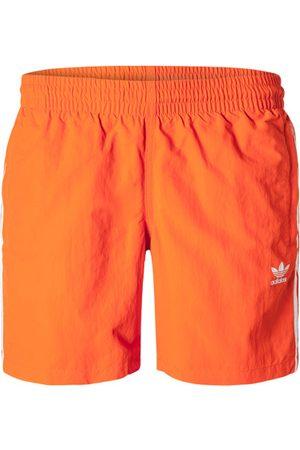 adidas Badeshorts orange EJ9697